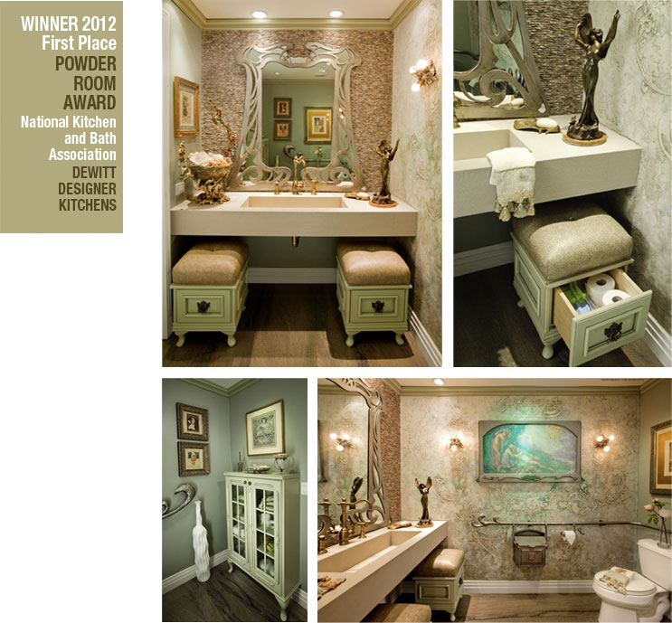 Design Awards - Canyon Tile & Stone